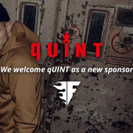 qUINT joins as sponsor