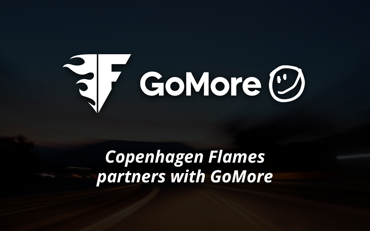 We Welcome Gomore As A New Partner Copenhagen Flames