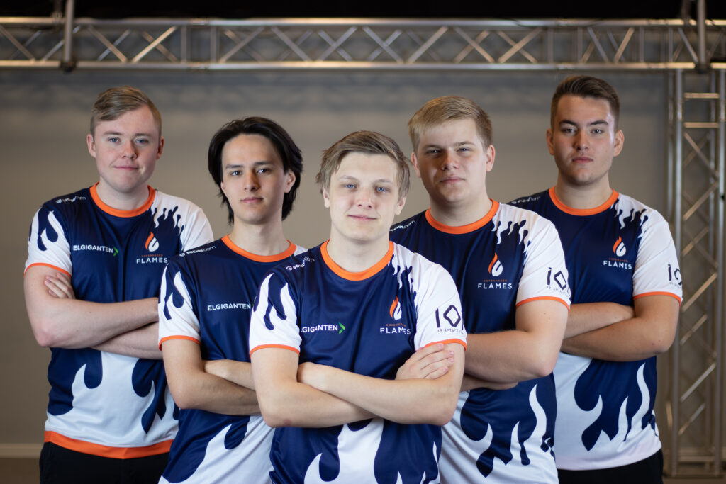 Copenhagen Flames CS:GO Team
